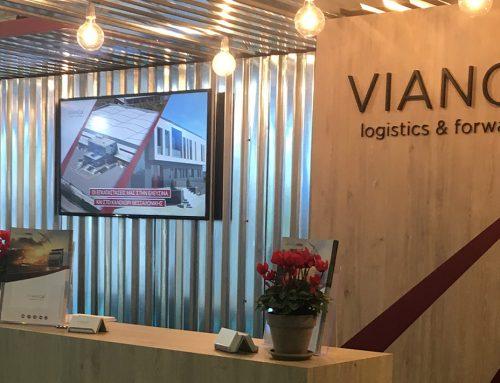 VIANOX – 7η Διεθνή Έκθεση Εφοδιαστικής Αλυσίδας & Logistics